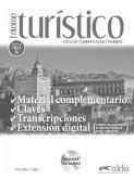 Entorno turístico - Material complementario / Claves mit Audio-CD