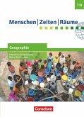 Menschen Zeiten Räume Band 2: 7./8. Schuljahre - Geographie Differenzierende Ausgabe Baden-Württemberg - Schülerbuch
