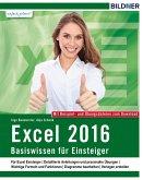 Excel 2016 - Basiswissen (eBook, PDF)
