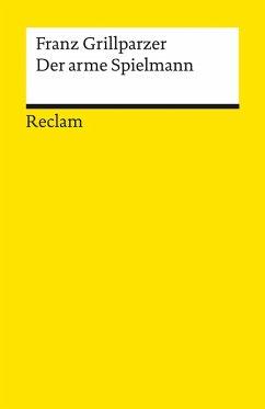 Der arme Spielmann (eBook, ePUB) - Grillparzer, Franz