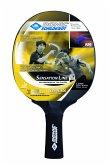 Donic Schildkröt 714402 - Tischtennis-Schläger - Sensation 500, ASG-Griff, 1,5 mm Schwamm, Elite ITTF Belag