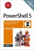 PowerShell 5 (eBook, PDF)