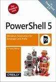 PowerShell 5 (eBook, PDF)