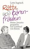 Ratte und Bärenfräulein (eBook, ePUB)