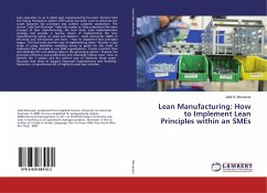 Lean Manufacturing: How to Implement Lean Principles within an SMEs