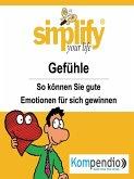 simplify your life - Gefühle (eBook, ePUB)