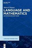 Language and Mathematics (eBook, ePUB)