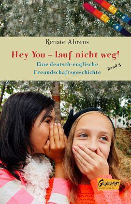 Hey You - Lauf nicht weg! - Ahrens, Renate