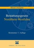 Bestattungsgesetz Nordrhein-Westfalen