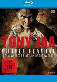 Tony Jaa Double Feature - 2 Disc Bluray - Jaa,Tony/Rza/Jing,Wu
