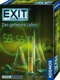 Exit - Das Spiel, Das geheime Labor (Spiel)