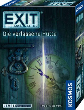 Exit - Das Spiel, Die verlassene Hütte (Spiel)