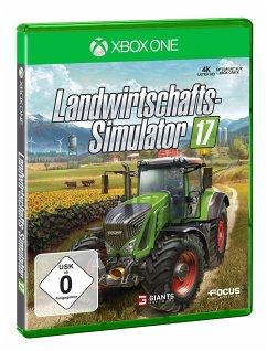 Landwirtschafts-Simulator 17 (USK) (Xbox One)