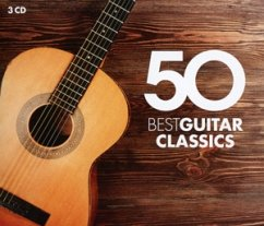 50 Best Guitar Classics - Isbin/Segovia/Barrueco/Romero/+