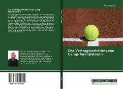 Das Vertragsverhältnis von Camp-Tennislehrern