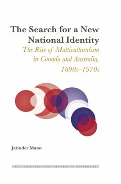 The Search for a New National Identity - Mann, Jatinder