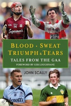 Blood. Sweat. Triumph & Tears: Tales from the Gaa - Scally, John