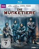 Die Musketiere - Staffel 3 Bluray Box