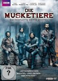 Die Musketiere - Staffel 3 DVD-Box