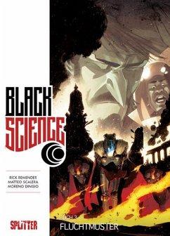 Fluchtmuster / Black Science Bd.3
