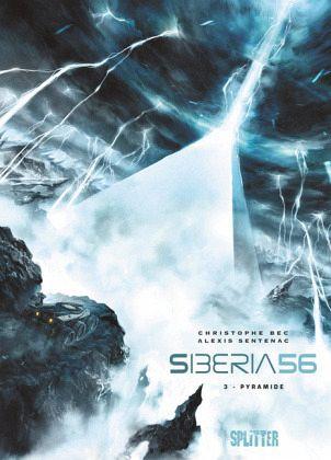 Buch-Reihe Siberia 56