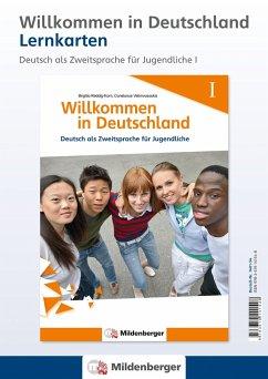 Lernkarten Deutsch als Zweitsprache für Jugendl...