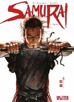 Samurai 09. Ogomo - Di Giorgio, Jean-Francois; Genet, Frederic