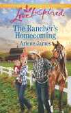 The Rancher's Homecoming (Mills & Boon Love Inspired) (The Prodigal Ranch, Book 1) (eBook, ePUB)