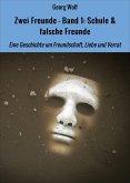 Zwei Freunde - Band 1: Schule & falsche Freunde (eBook, ePUB)