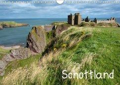 9783664996322 - Scholz, Frauke: Schottland (Wandkalender 2017 DIN A4 quer) - كتاب