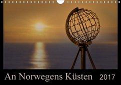 9783664997879 - Calmbacher, Christiane: An Norwegens Küsten (Wandkalender 2017 DIN A4 quer) - Book
