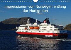 9783664997831 - kattobello: Impressionen von Norwegen entlang der Hurtigruten (Wandkalender 2017 DIN A4 quer) - کتاب