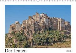 9783664998951 - Leonhardy, Thomas: Der Jemen (Wandkalender 2017 DIN A3 quer) - Book