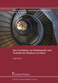 Das Verhältnis von Mathematik und Technik bei Nikolaus von Kues