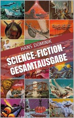 Science-Fiction-Gesamtausgabe (eBook, ePUB)