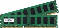 Crucial 16GB Kit DDR3L 1600 MT/s 8GBx2 UDIMM 240pin