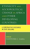 Ethnicity and Sociopolitical Change in Africa and Other Developing Countries (eBook, ePUB)