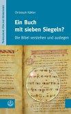 Ein Buch mit sieben Siegeln? (eBook, PDF)