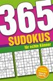 365 Sudokus für echte Könner