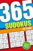 365 Sudokus für Profis