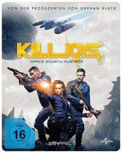 Killjoys - Staffel 1 - 2 Disc Bluray