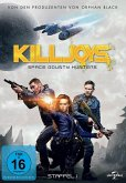 Killjoys - Staffel 1 (3 Discs)