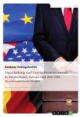 Organhaftung und Geschäftsleiterermessen in Deutschland, Europa und den USA (eBook, ePUB)