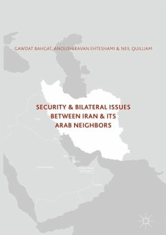 Security and Bilateral Issues between Iran and its Arab Neighbours