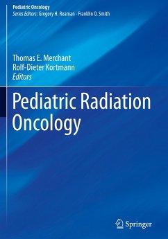 Pediatric Radiation Oncology
