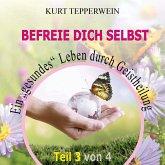 """Befreie Dich selbst: Ein """"Gesundes"""" Leben durch Geistheilung - Teil 3 (MP3-Download)"""