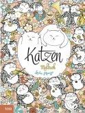 Katzen Malbuch