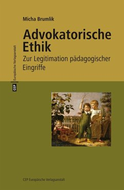 Advokatorische Ethik - Brumlik, Micha