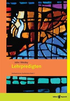 Lehrpredigten (eBook, PDF) - Wesley, John; Marquardt, Manfred