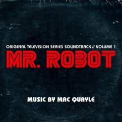 Mr.Robot-Season 1/Ost Vol.1 (2lp+Mp3) - Mac Quayle